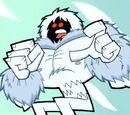 Abominable Snowman (Snow Surprise!)