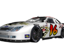 Ford Fusion Stock Car (ARCA Sim Racing '08)