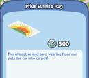 Prius Sunrise Rug