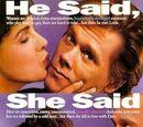 Él dice, ella dice
