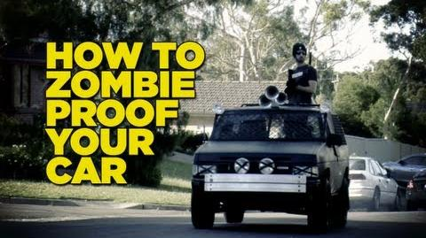 How To Zombie Proof Your Car