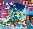 3316 Le calendrier de l'Avent Friends