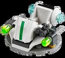 Green Speederbike (Model)