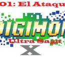 Episodios de Digimon Ultra Saga X