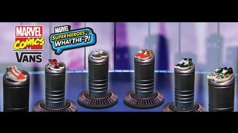Marvel Super Heroes What The--?! Vans Special