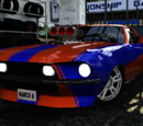 Lord Shaggy JT 500 (Gas Guzzlers: Combat Carnage)