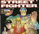 Street Fighter Zero 3 (Brazilian Comic)