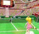 Mario encuentra la casa de bowser