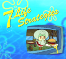 Bikini Bottom's 7 Life Strategies (transcript)