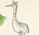 Zebra Ostrich