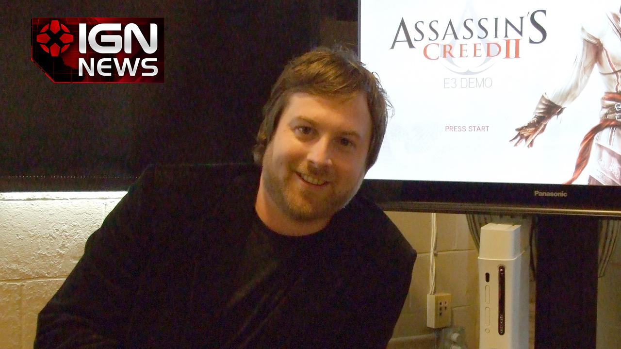 Ubisoft Fires Assassin's Creed Creator