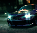 'SoulCalibur' (Ridge Racer: Unbounded)