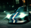 'Ridge Racer Type 4 Car' (Ridge Racer: Unbounded)