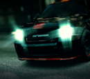 'Hotfoot GS' (Ridge Racer: Unbounded)