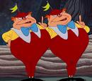 Tweedle Dee y Tweedle Dum