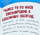 Things to Do When Encountering a Legendary Creature/gallery