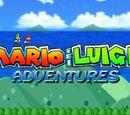 Mario & Luigi adventures