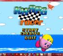 Kirby Warrior RPG Racer