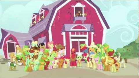 My Little Pony Friendship is Magic - Raise This Barn