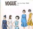 Vogue 1545 A