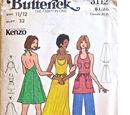 Butterick 3112 A