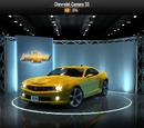 Chevrolet Camaro SS (CSR Racing)