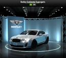 Bentley Continental Supersports (CSR Racing)