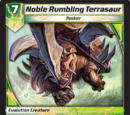 Noble Rumbling Terrasaur