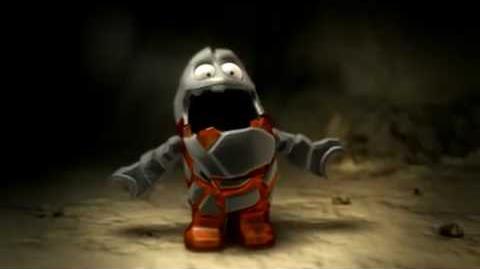 LEGO - Power Miners - Monster Burp