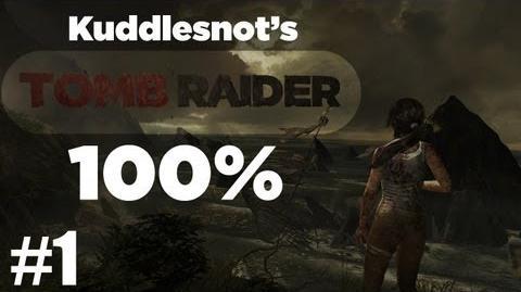 1 - Tomb Raider 100% A Survivor is Born