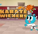 Karate Wieners