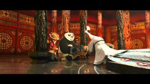 Kung Fu Panda 2 featurettes