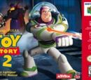 Toy Story 2: The Video Game/Gallery