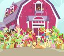 Apple-Familie