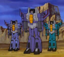 Decepticon Air Warriors
