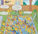 Siege on Evergreen Terrace