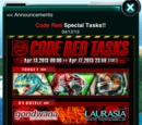 Code Red Special Tasks