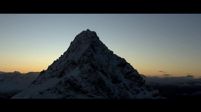 Cineflex - Norwegian sunrise