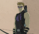 Hawkeye's Bow and Trick Arrows