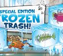 Frozen Trash