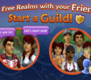 FreeRealms Guilds