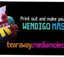 SackLad/Wendigo Mask