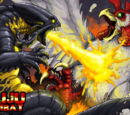 Colossal Kaiju Combat