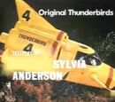 List of Credits in Turbocharged Thunderbirds