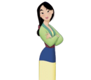 Users who are fans of Mulan