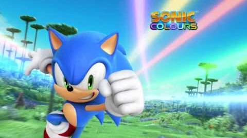 Theme of Sonic Colours - Reach for The stars Full Version