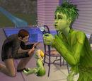 Семьи из «Времён года» (The Sims 2)