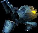 Arsenał z gry Ratchet & Clank 2