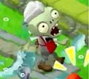 Ice Block Zombie