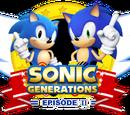 Sonic Generations: Episode II